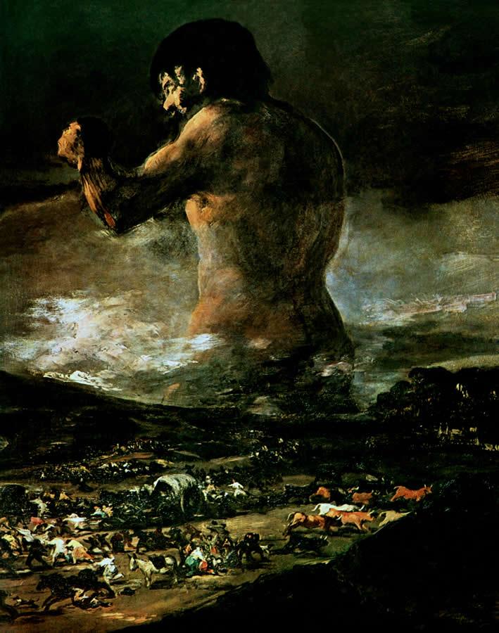 Goya, Francisco José de Goya y Lucientes (1746-1828)   Cieljyoti's Blog