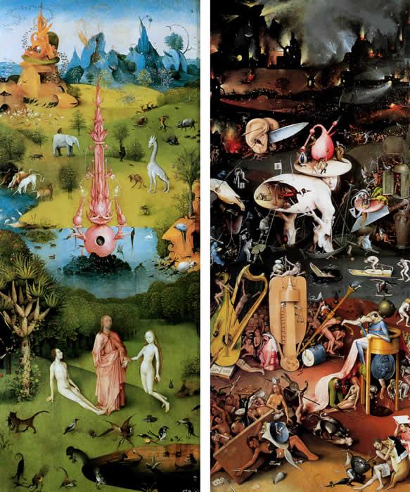 J r me bosch hieronymus van aken hieronymus bosch 1453 - Le jardin des delices de jerome bosch ...