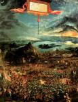 Altdorfer, La bataille d'Alexandre, 1529