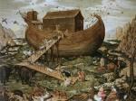 Simon Myle, L'arche de Noé sur le mont Ararat, 1517