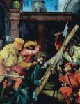 Le portement de croix, 1524