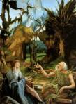 Rencontre d'Antoine et de Paul