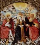 Couronnement de la Vierge, 1516