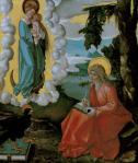 Saint Jean à Patmos, 1511