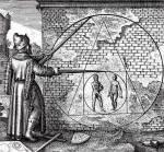 Atalante, 1618, Faire un cercle de l'homme et de la femme