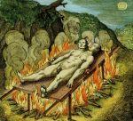 Atalante, 1618, L'hermaphrodite a besoin de feu