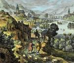 Atalante, 1618, Matière première cachée dans les entrailles de la terre