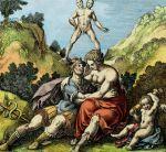 Atalante, 1618, Hermaphrodite aux deux montagnes