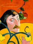 Gauguin, Autoportrait, 1889