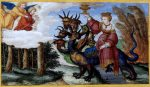 Matthias Gerung, Bible d'Otto Heinrich, 1532, La grande prostituée de Babylone
