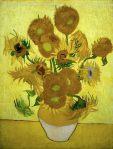 Van Gogh, Tournesols, 1889