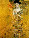 Klimt, Portrait d'Adele Bloch-Bauer, 1907