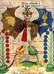 Livre de la Trinité, 1417, Hermaphrodite alchimique
