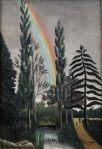 Henri Rousseau, Lac Daumesnil, effet d'orage, 1898