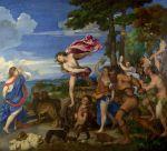 Titien, Bacchus et Ariane, 1523