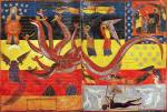 Beatus Facundus, La femme et le dragon, 1047