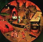 Bosch, Les sept péchés capîtaux, 1480
