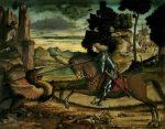 Carpaccio, Saint Georges et le dragon, 1516
