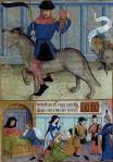 Heures Poitiers, Avarice et Mammon, 1475