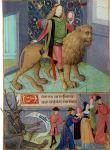 Heures Poitiers, Orgueil et Lucifer, 1475
