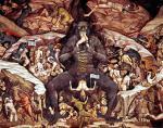 Giovanni Modena, L'enfer, 1440