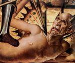 Francesco Pagano, Saint Michel terrassant Lucifer, 1489