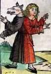 Hartmann Schedel, Le garçon loup, 1493