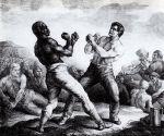 Boxeurs, 1818