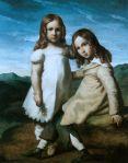 Les enfants Dedreux, 1820