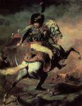 Officier des Hussards, 1812