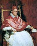 Pape Innocent X, 1649